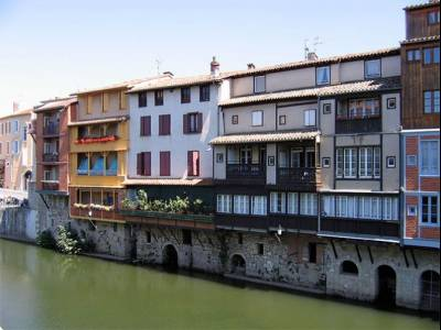 16. REVISION DU PLAN LOCAL D'URBANISME DE CASTRES (TARN)